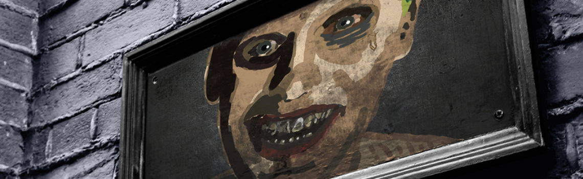 Digital Sketch: Joker Leto